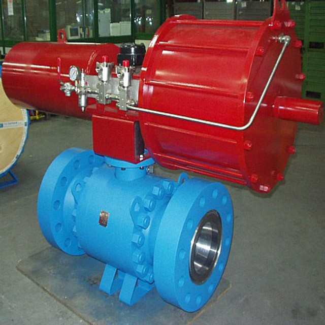 High Pressure Forged Ball Valve