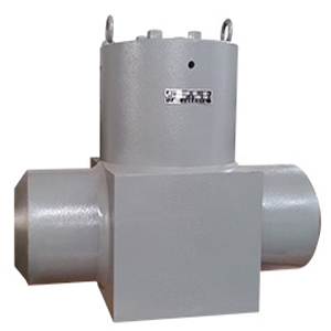 High Pressure Power Plant Check Valve